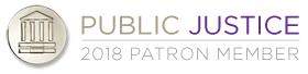 Publice Justice 2018 Patron Member